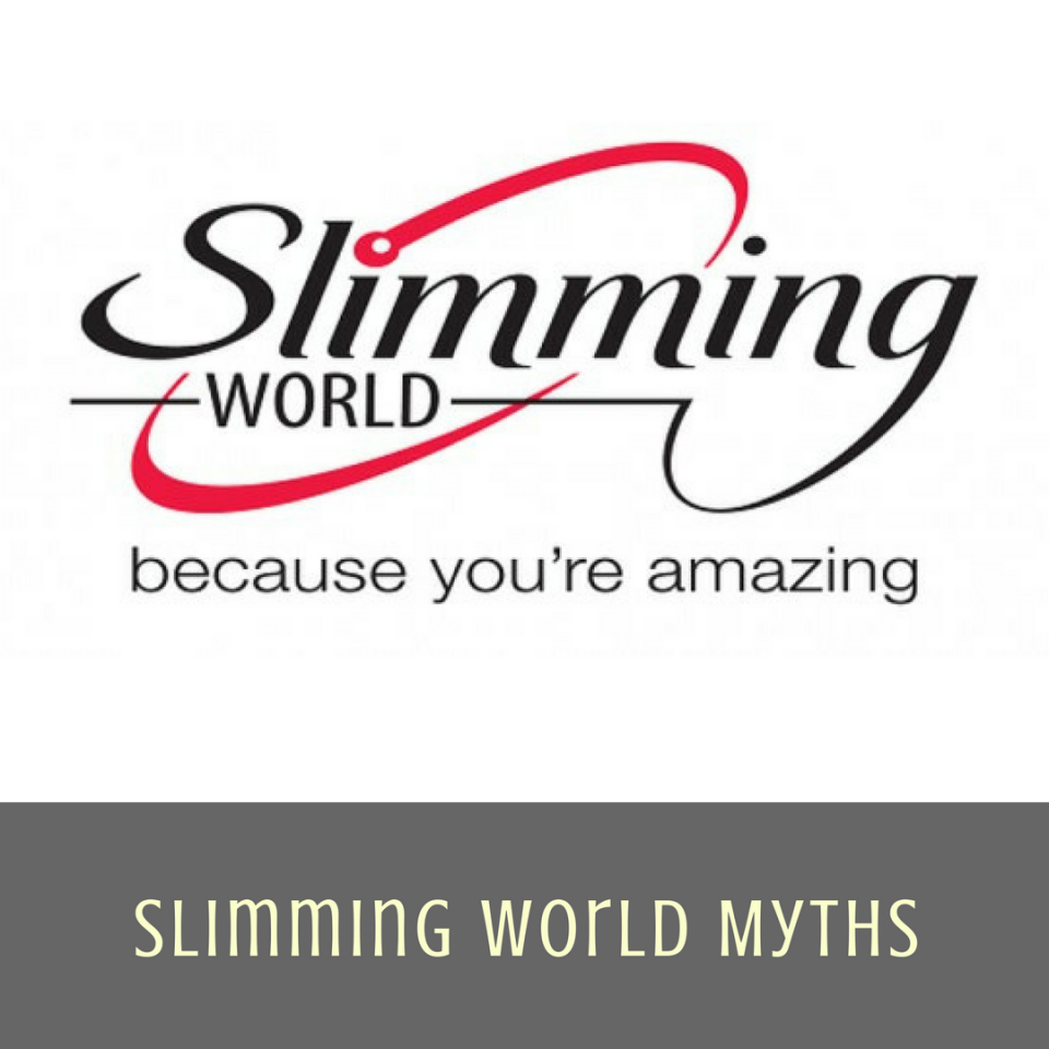 Slimming World Myths by Matts Cafe