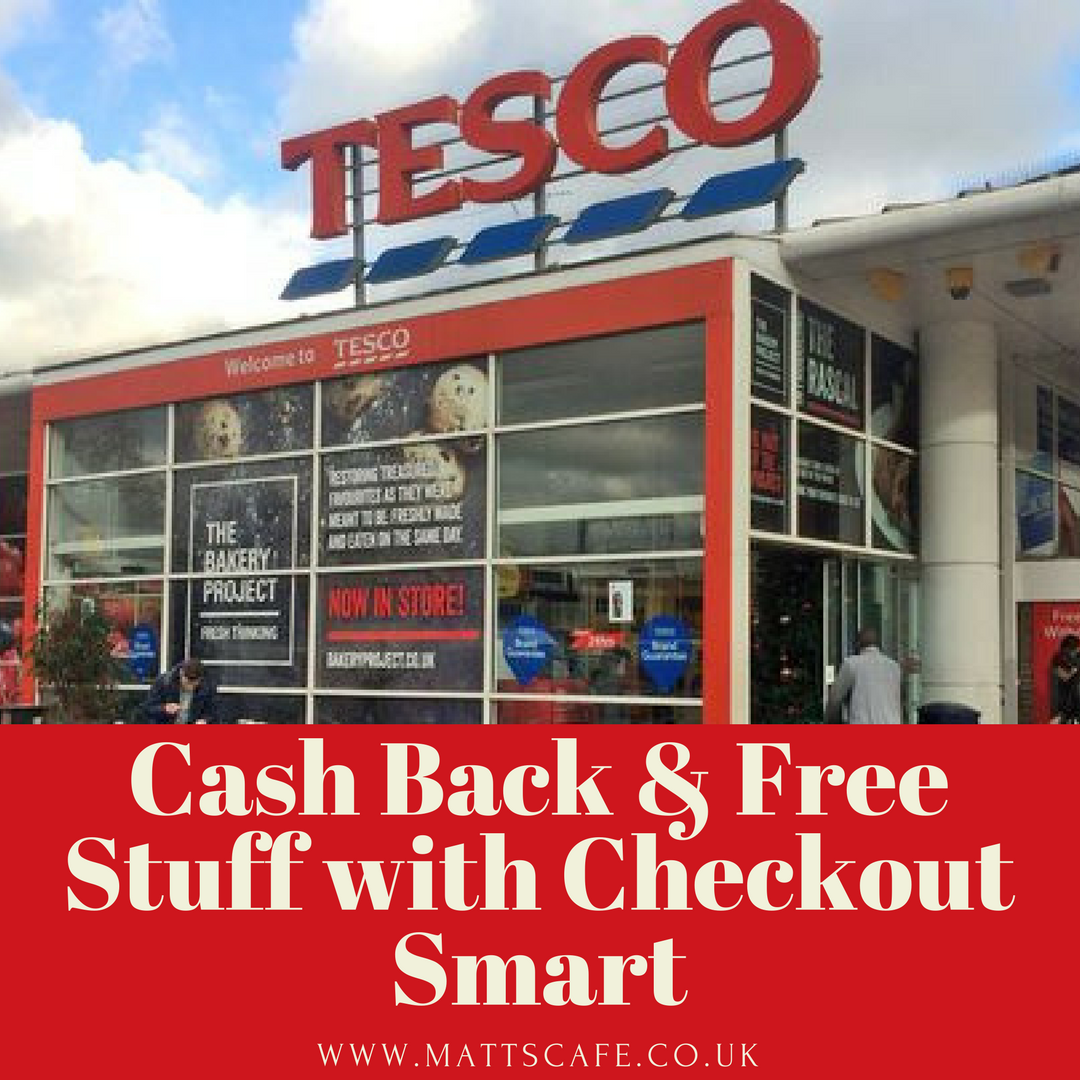 Cash Back & Free Stuff with Checkout Smart