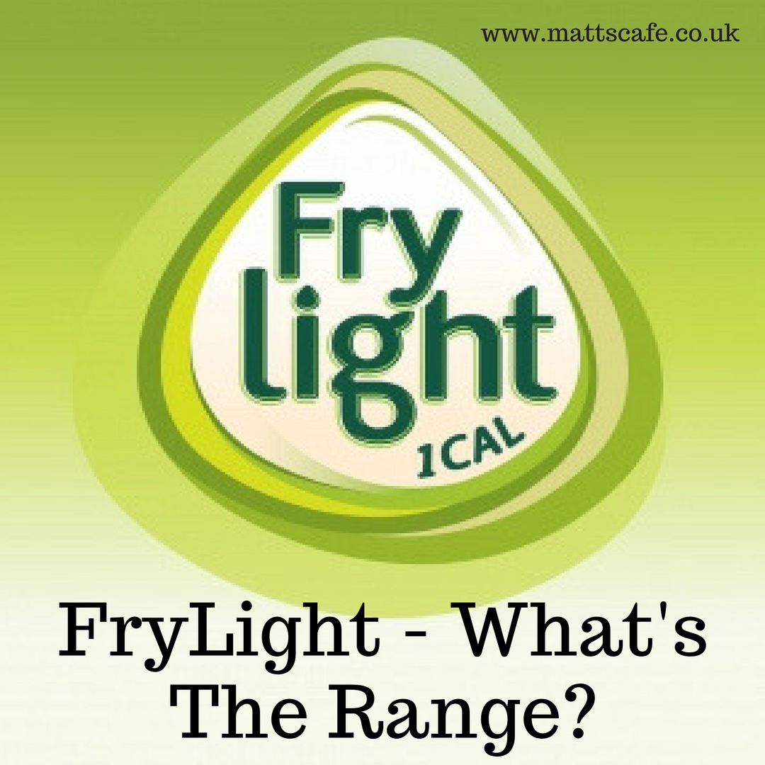 Frylight, the full range
