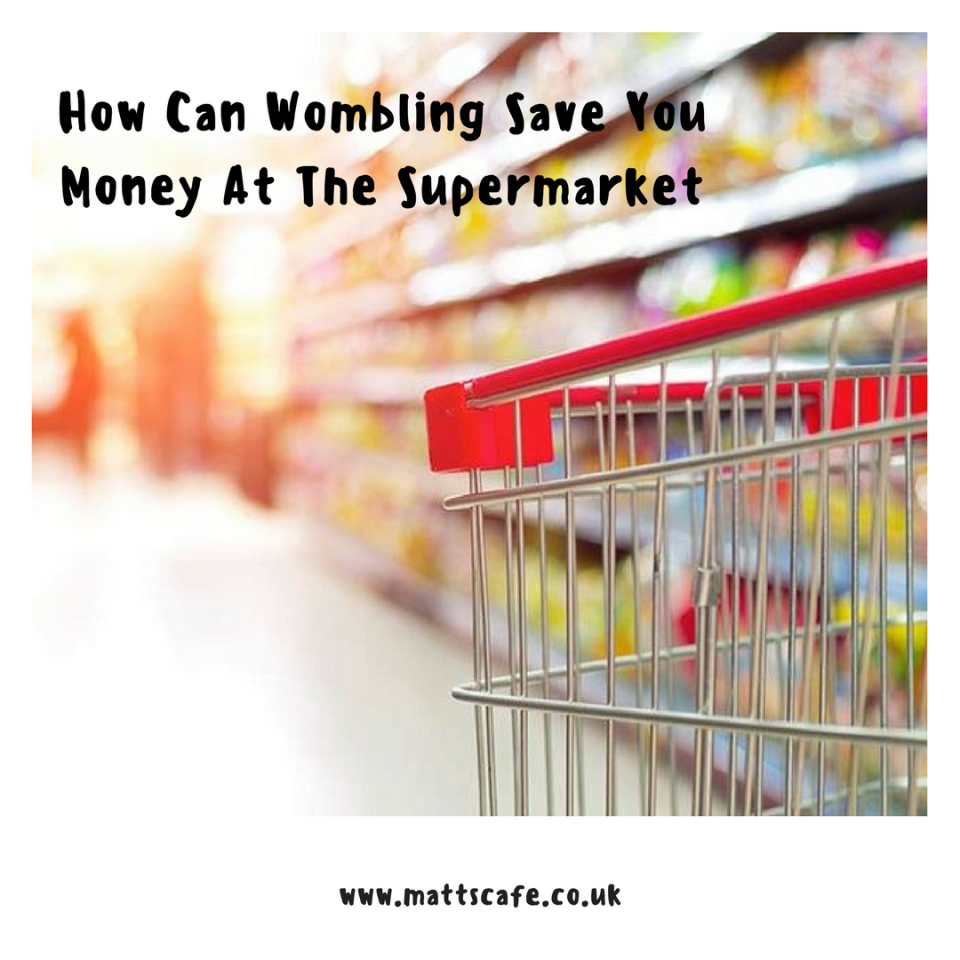 Collecting Shopping Points and Wombling, womble, free vouchers, Tesco vouchers, nectar vouchers, free subway meals, free McDonald's coffee