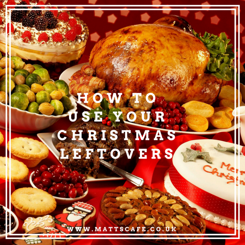 How to use your Christmas leftovers, Christmas leftover recipes, Christmas leftover ideas, leftover turkey ideas, leftover turkey recipes