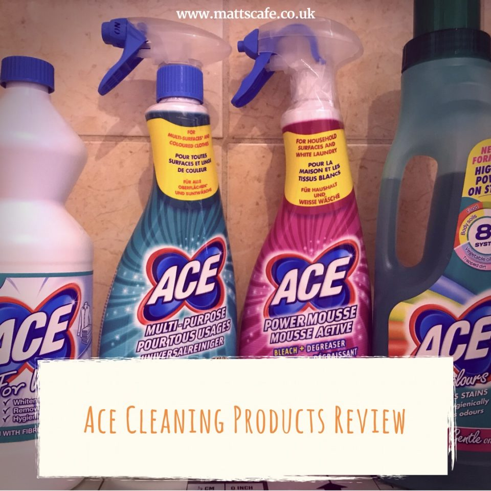 Ace Clean Products Review