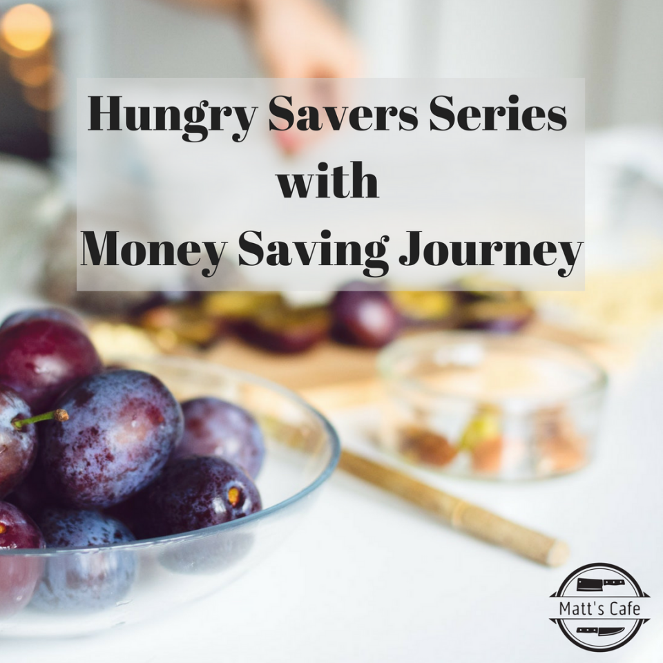 Hungry Savers Series with Money Saving Journey
