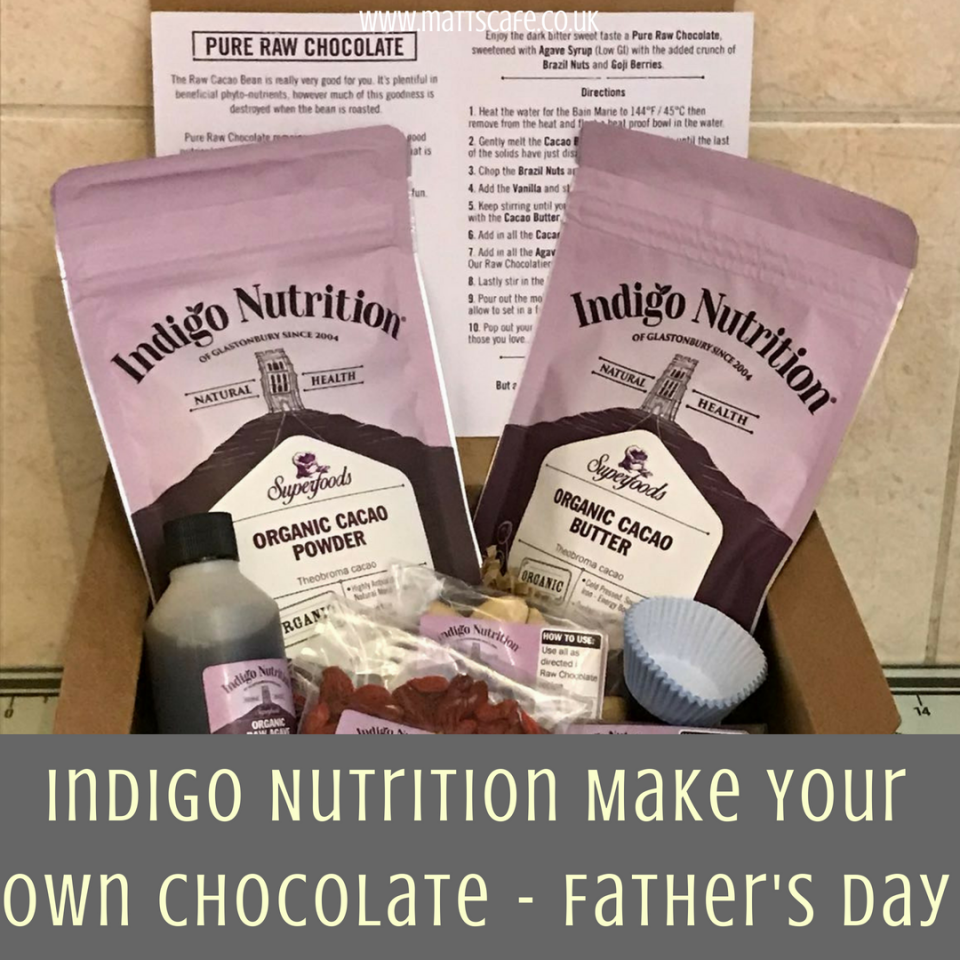 Indigo Nutrition - Review