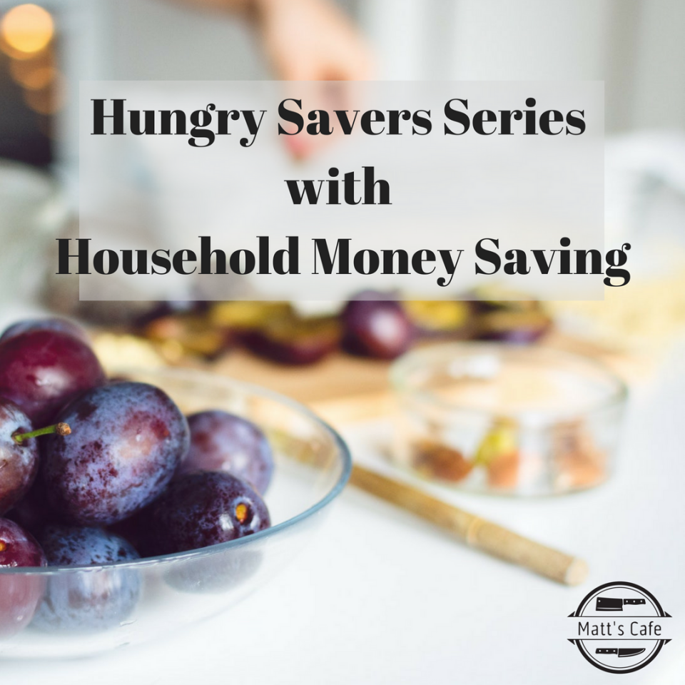 Hungry Savers Series with Household Money Saving