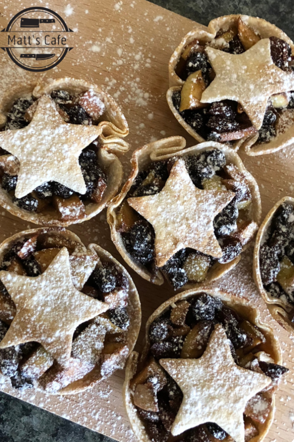 Slimming World Mince Pies (2 syns) Recipe