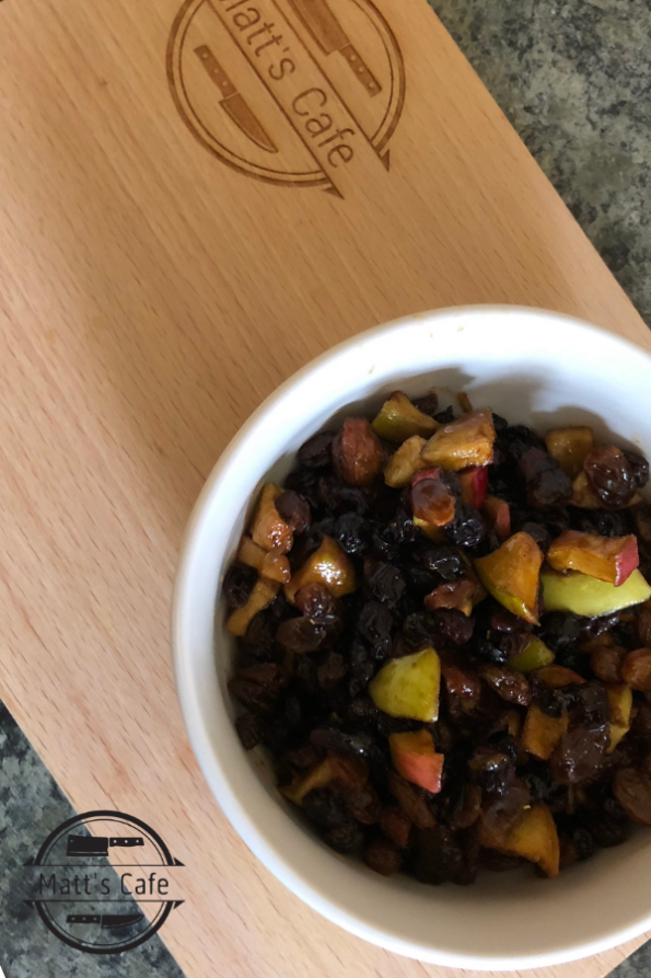 Slimming World mincemeat (2 syns) recipe