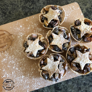 Slimming World - Christmas Mince Pies (2 syns)