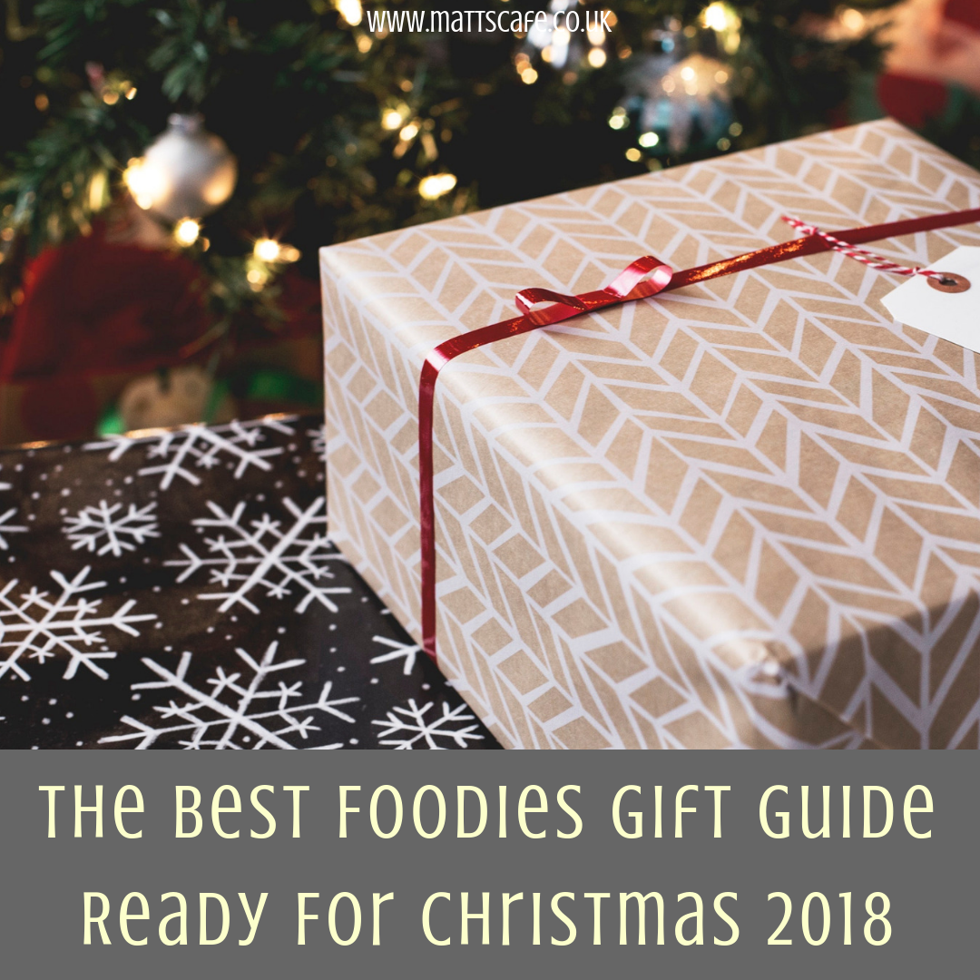The Best Foodies Gift Guide Ready For Christmas