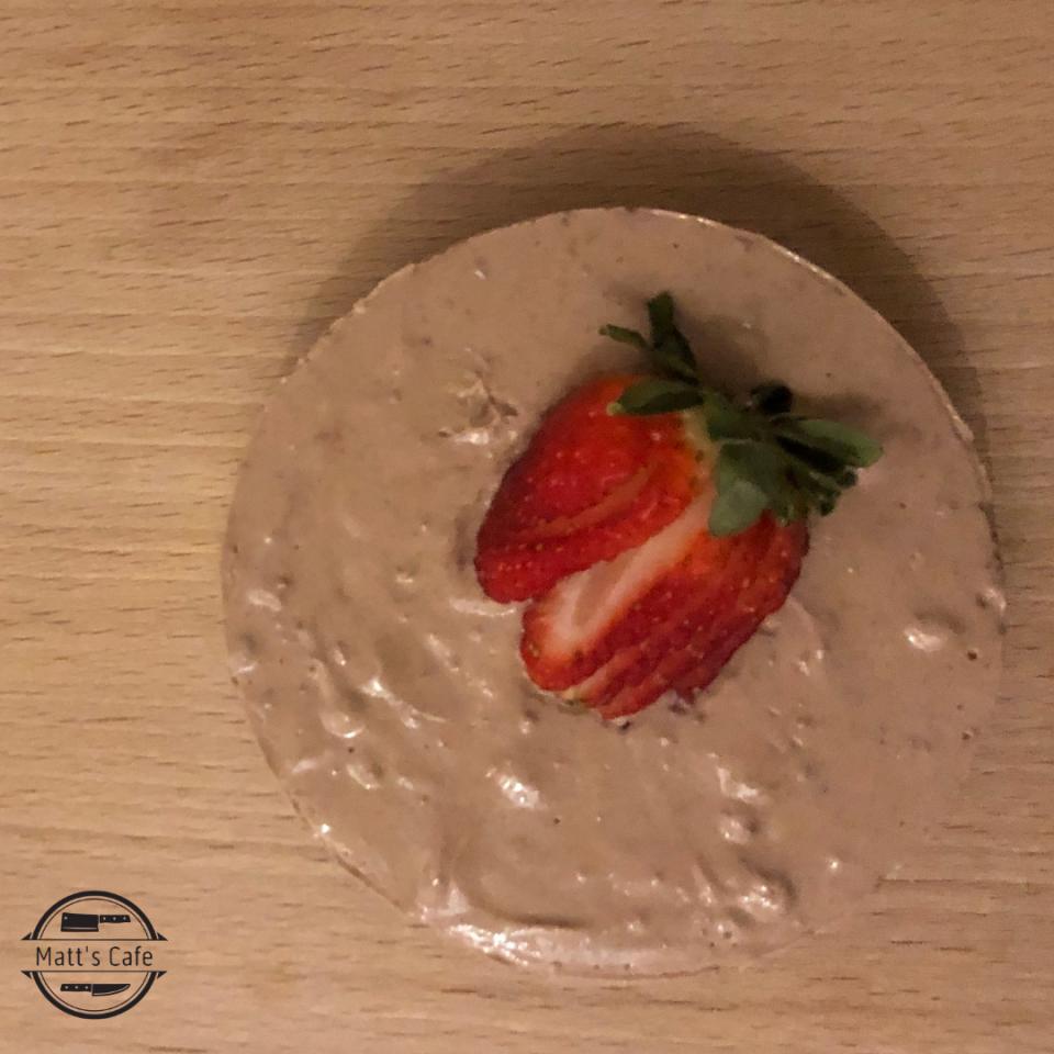 Slimming World No Bake Oreo Cheesecake