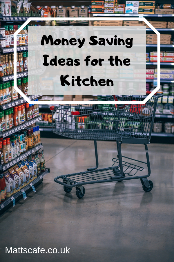 Money Saving Ideas for the Kitchen. Save money in the kitchen, kitchen money saving ideas. Save money on food.