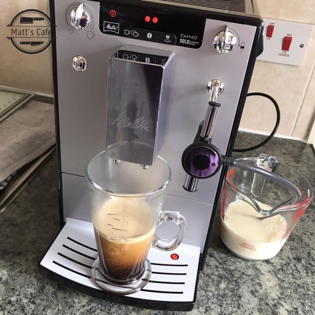 Melitta Solo and Perfect Milk with Costa Coffee