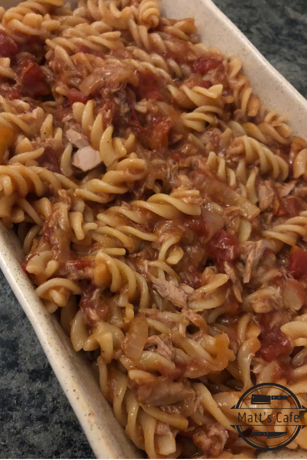 Slimming World tuna pasta, Slimming World tuna pasta bake, sw pasta recipe, sw pasta bake recipe, syn free pasta bake