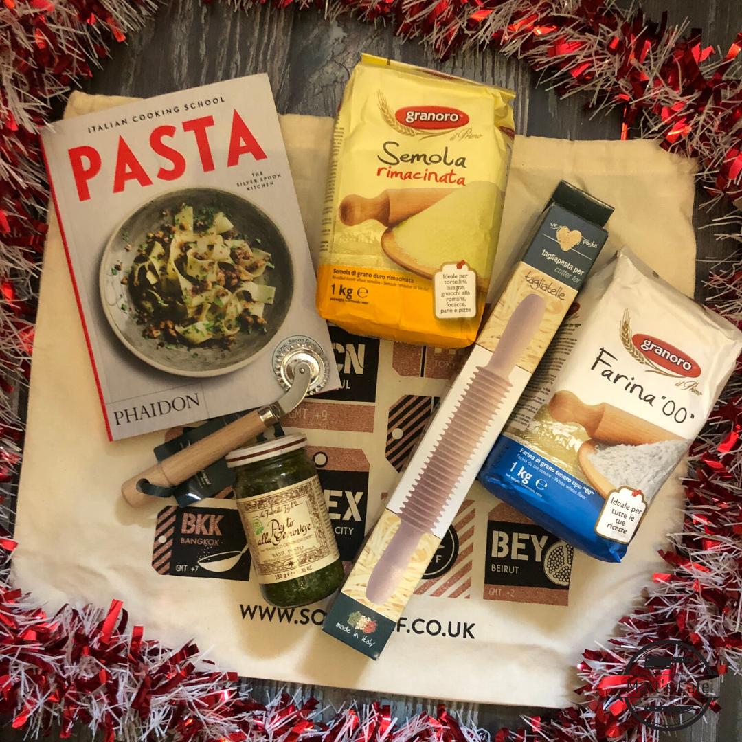 Fresh Pasta Making Set by Sous Chef