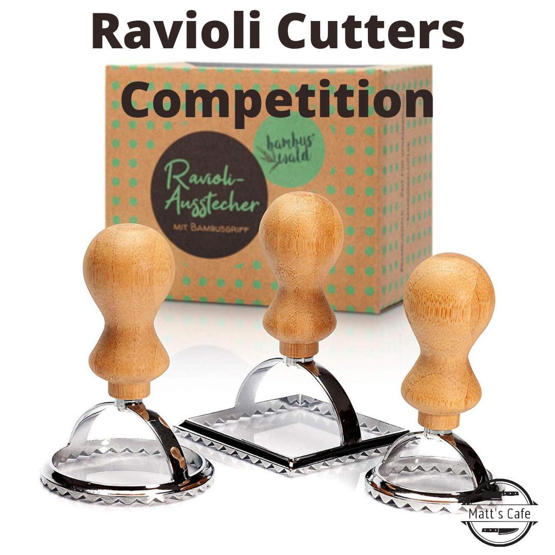 Italian Ravioli Cutters competition