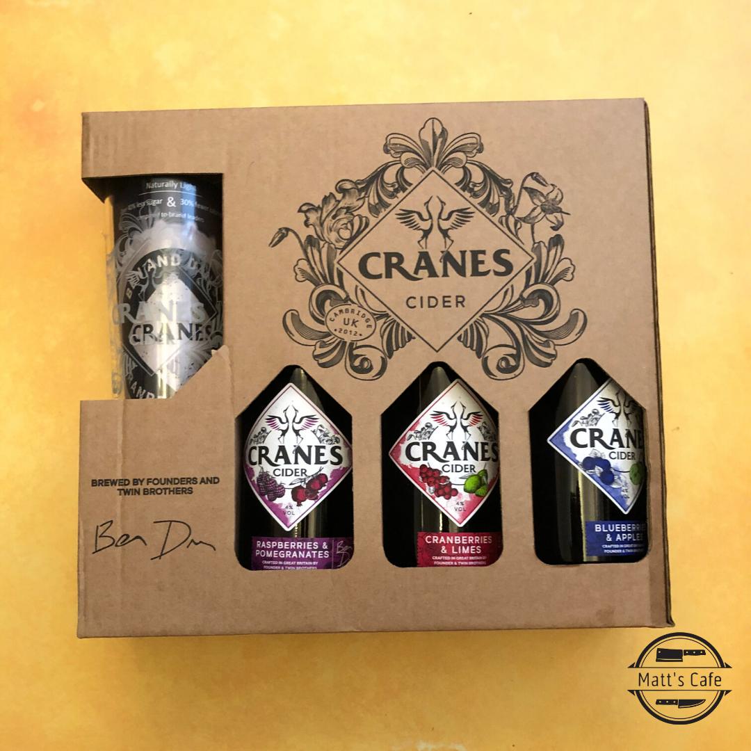 Cranes Vegan Cider