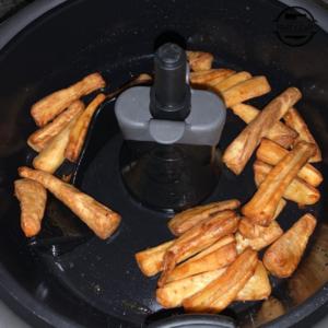 Slimming world roasted parsnips
