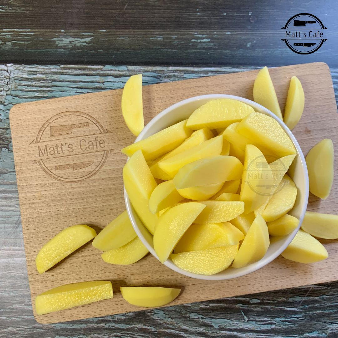 How To Make The Best Ever Actifry Chips?