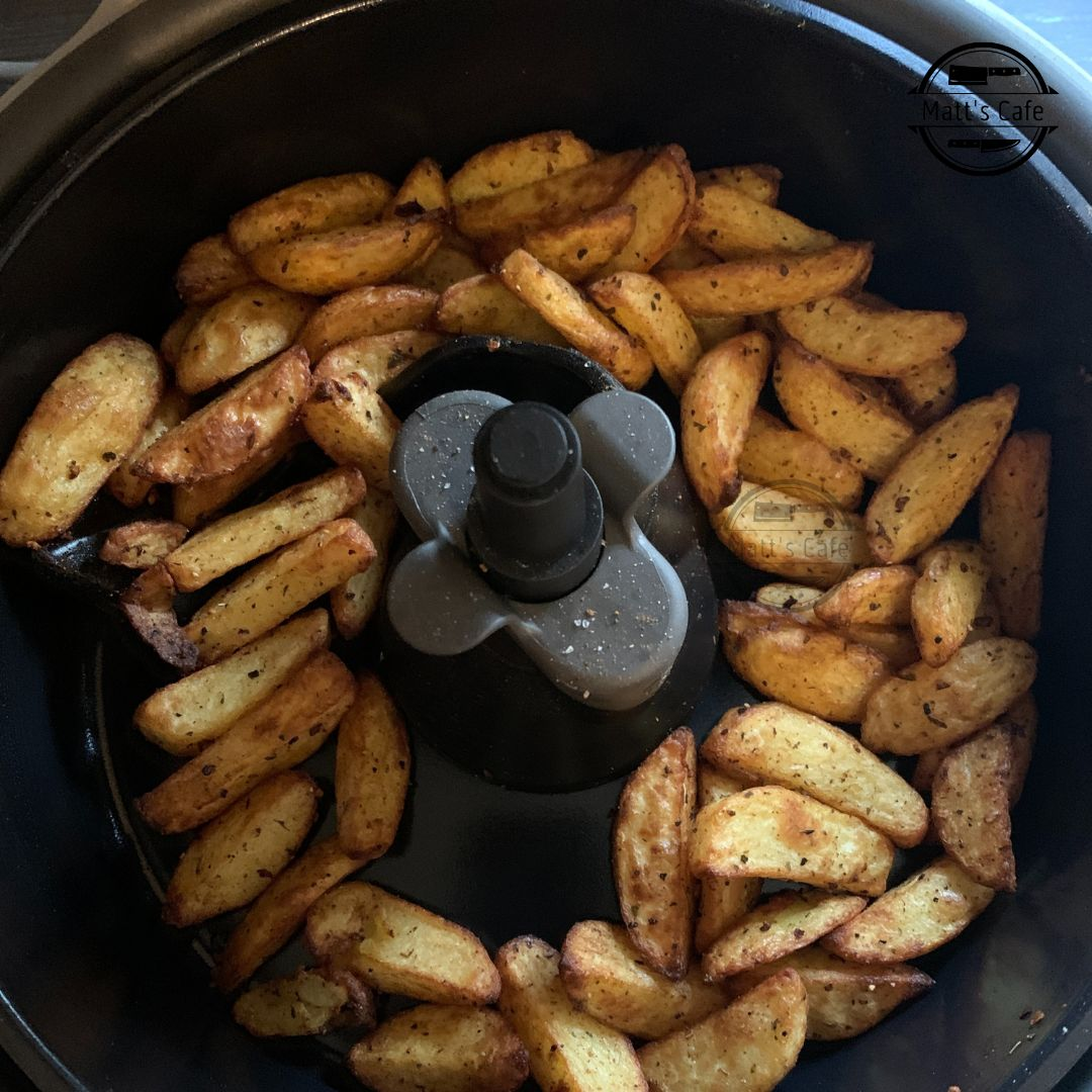 Slimming World Air Fried Chips Recipe