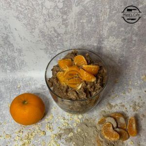 Slimming World Chocolate Orange Overnight Oats Recipe