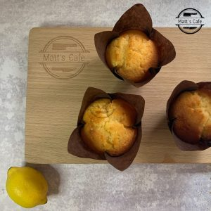 Slimming World Lemon Muffins Recipe