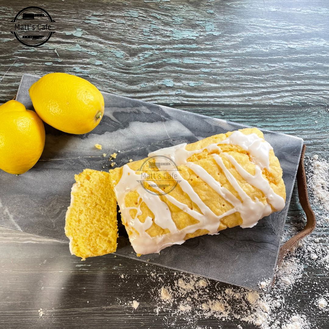 Slimming World Lemon Drizzle Cake