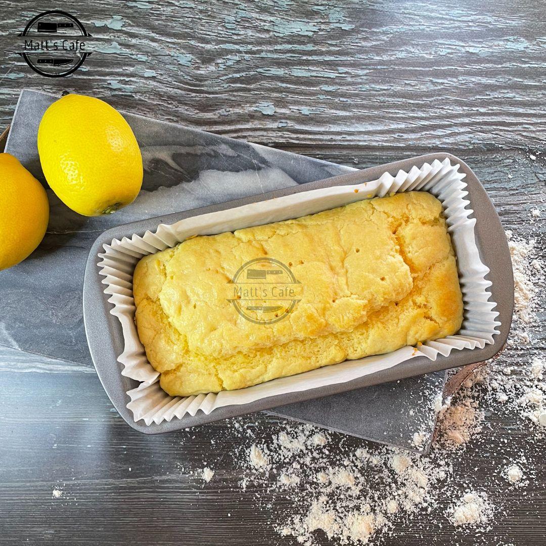 Slimming World Lemon Drizzle Loaf Cake