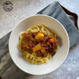 Slimming World Spaghetti Bolognese Recipe