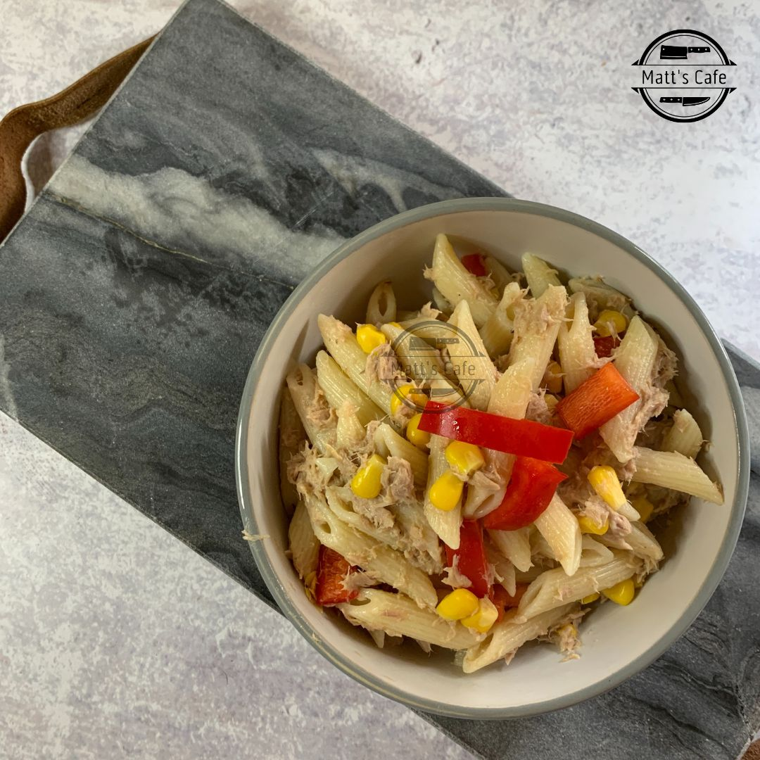 Slimming World Tuna Pasta Recipe