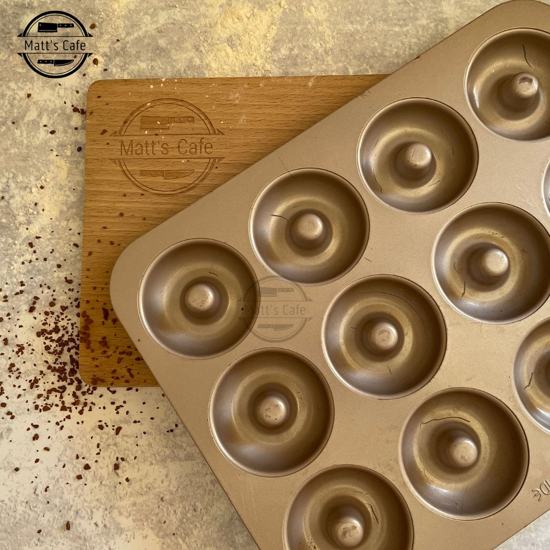 Doughnut baking tray