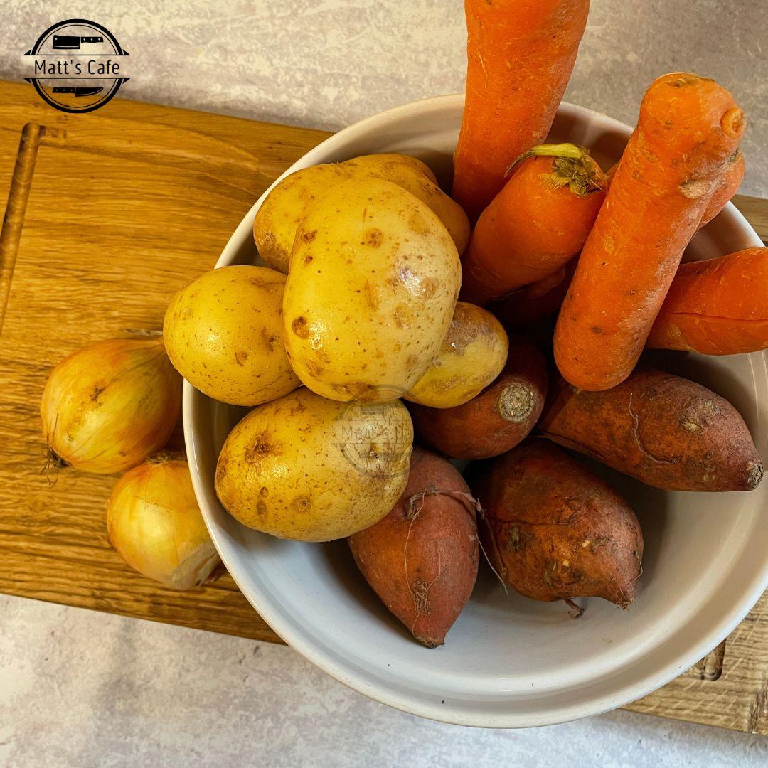 Low Calorie Vegetable Pie Recipe