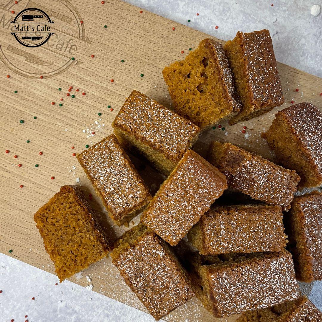 Slimmming world ginger traybake recipe