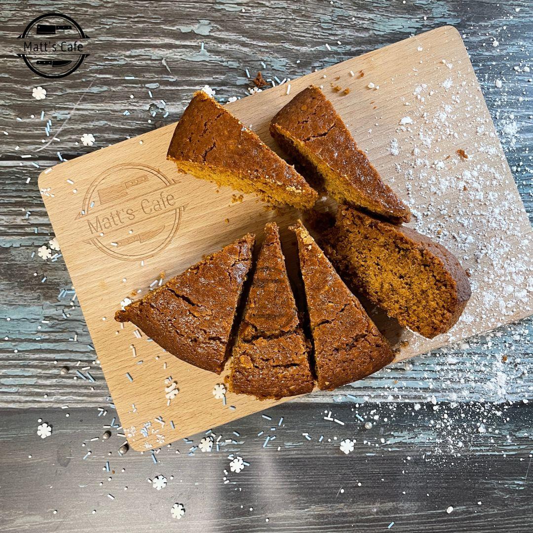 Yorkshire Parkin Cake Recipe